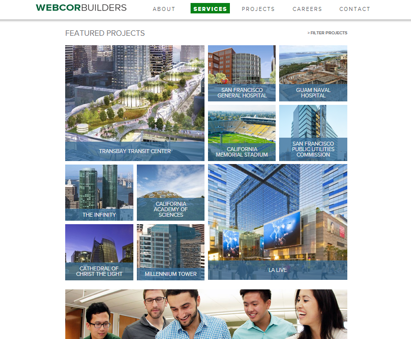 Webcor-portfolio