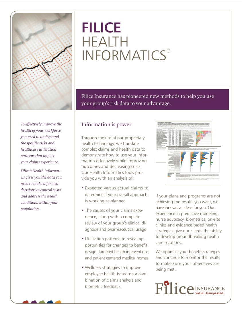 Filice-Health-Informatics-Sell-Sheet
