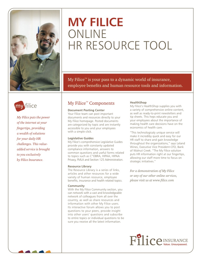 Filice-Online-HR-Resource-Tool-Sell-Sheet