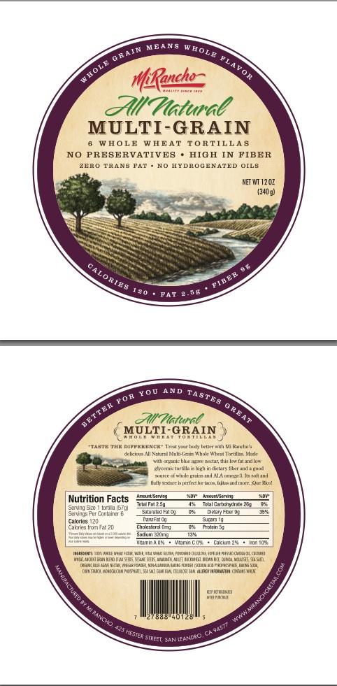 Mi-Rancho-All-Natural-Multi-Grain-Label