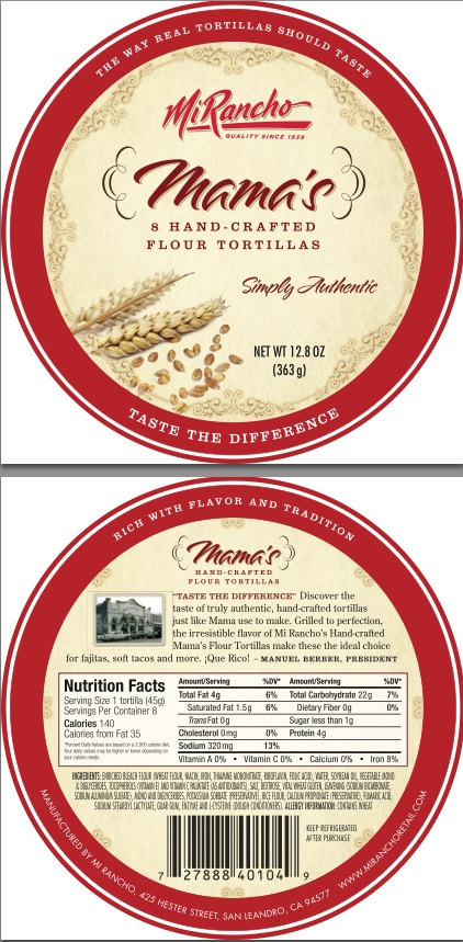 Mi-Rancho-Mamas-Flour-Tortillas-Label
