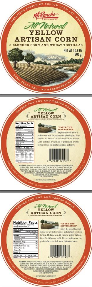Mi-Rancho-Yellow-Artisan-Corn-Label